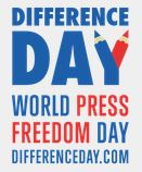 Difference Day – World Press Freedom Day le 3 mai 2017